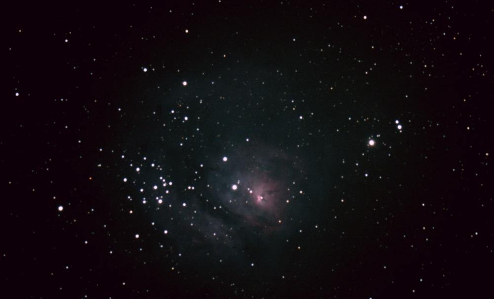 Lagoon Nebula 1.1 2017-09-26